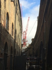 This slice of old Camden Town will soon be joining the 21st Century.