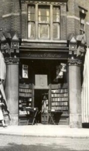 Orwell's bookshop