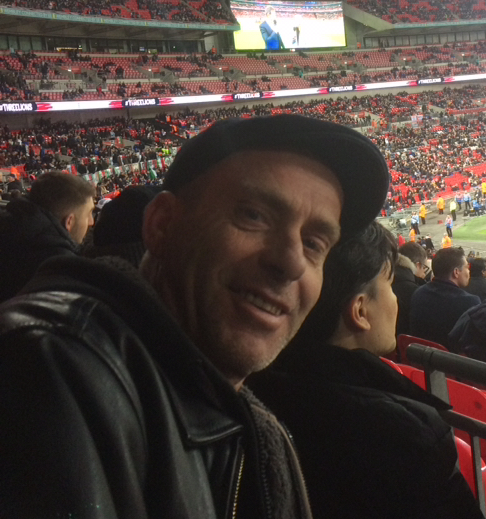 I first went to a football match with my dad in the 1970s. I last went to one in 2018.